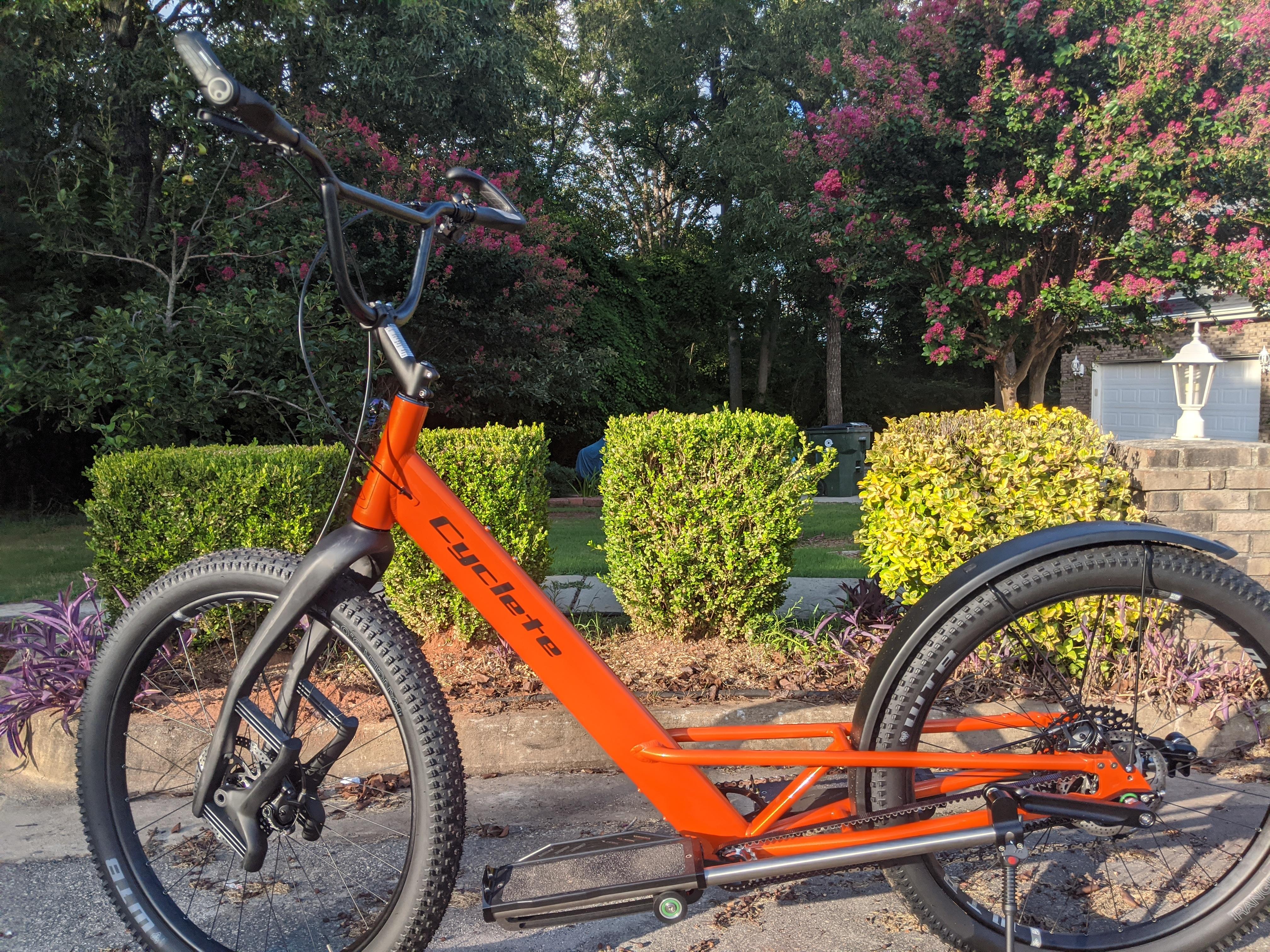 Cyclete